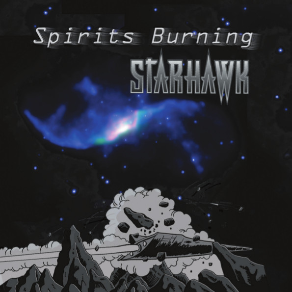 Spirits Burning — Starhawk
