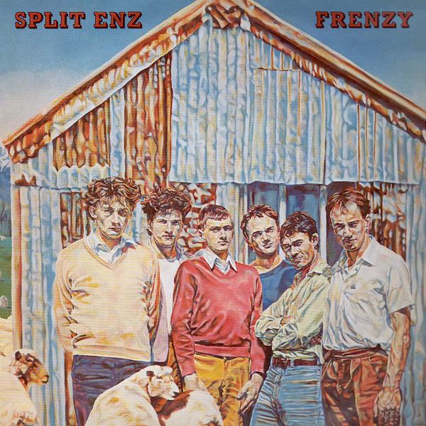 Split Enz — Frenzy