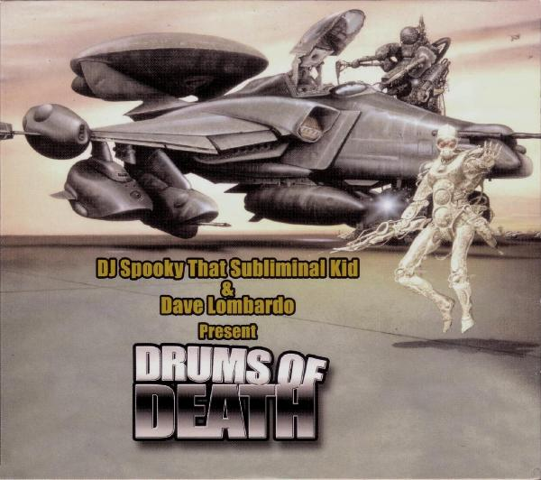 DJ Spooky That Subliminal Kid & Dave Lombardo — Drums of Death