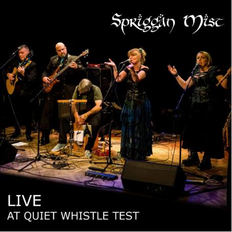 Spriggan Mist — Live at Quiet Whistle Test