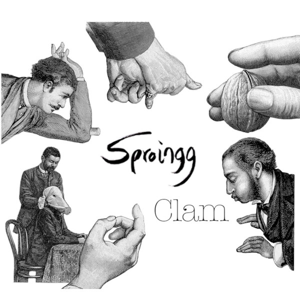 Sproingg — Clam