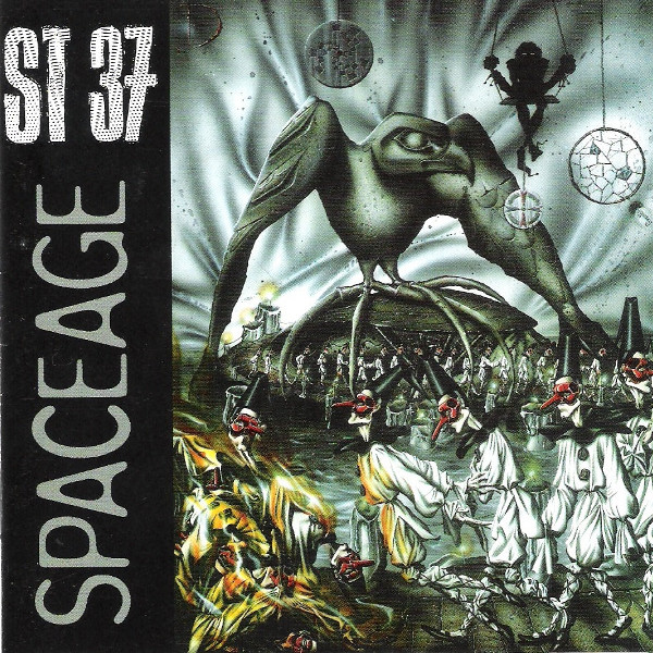 Spaceage Cover art