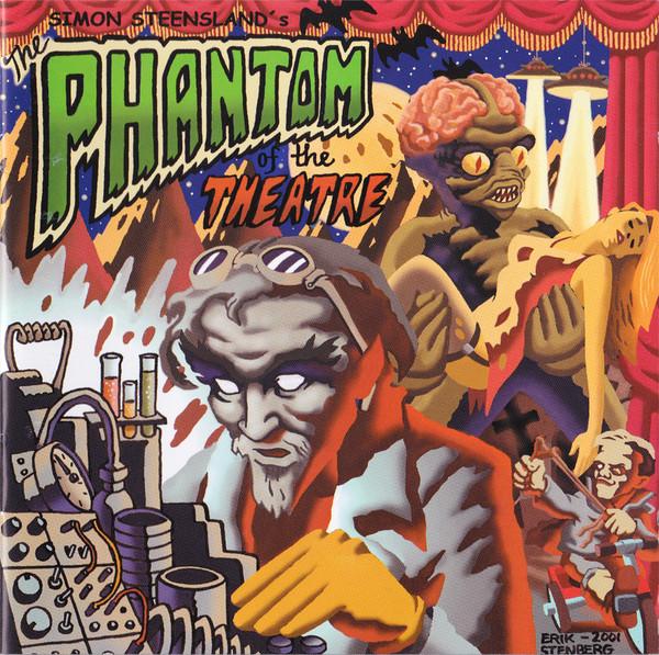 Simon Steensland — The Phantom of the Theatre
