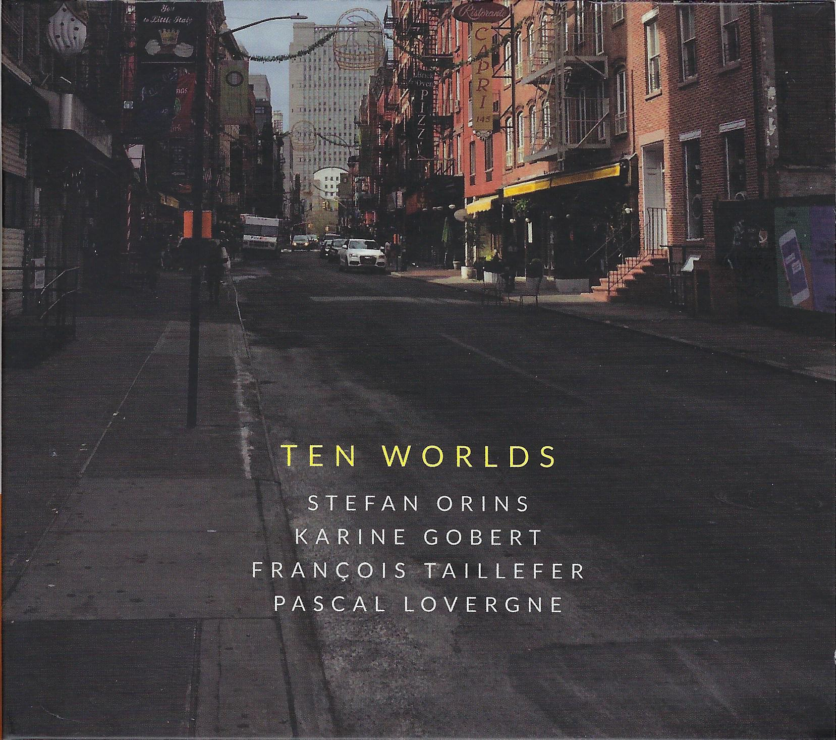 Ten Worlds Cover art