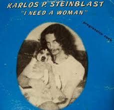 Karlos P. Steinblast — I Need a Woman