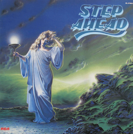 Step Ahead Cover art