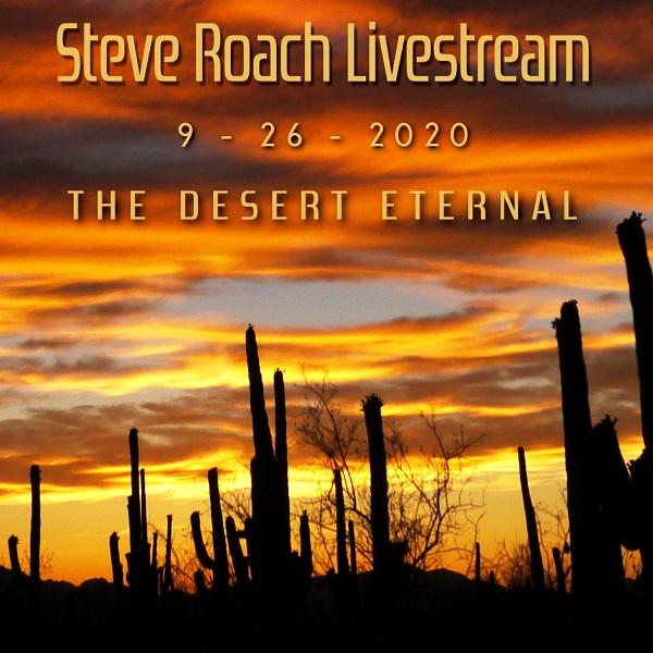 Livestream 9-26-2020: The Desert Eternal Cover art