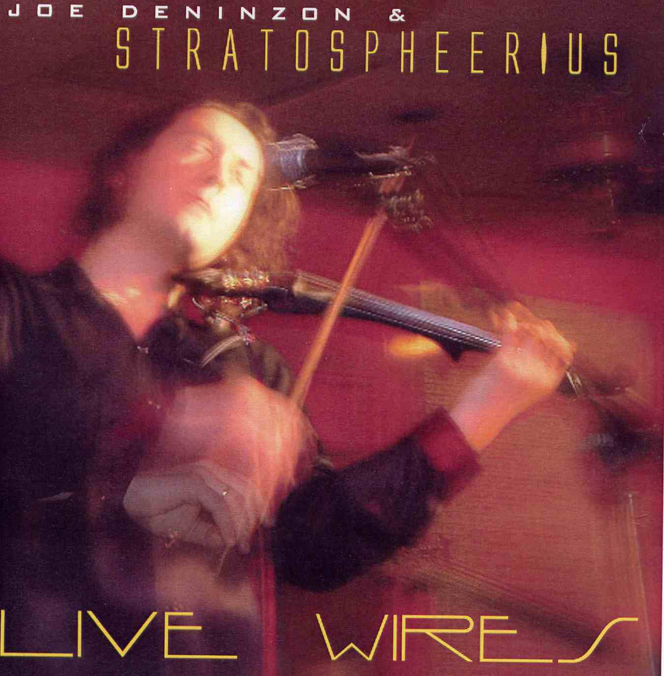 Live Wires Cover art