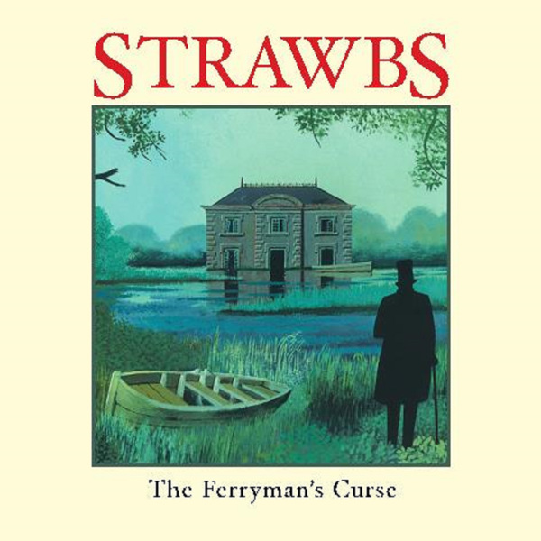 The Ferryman's Curse Cover art