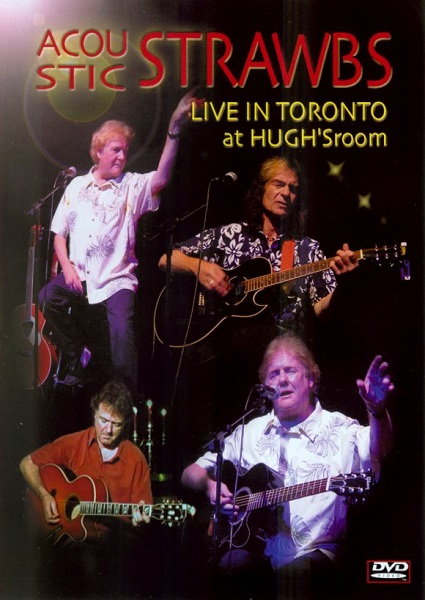 Live in Toronto at Hugh's Room Cover art