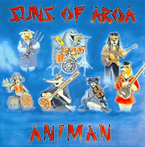 Animan Cover art