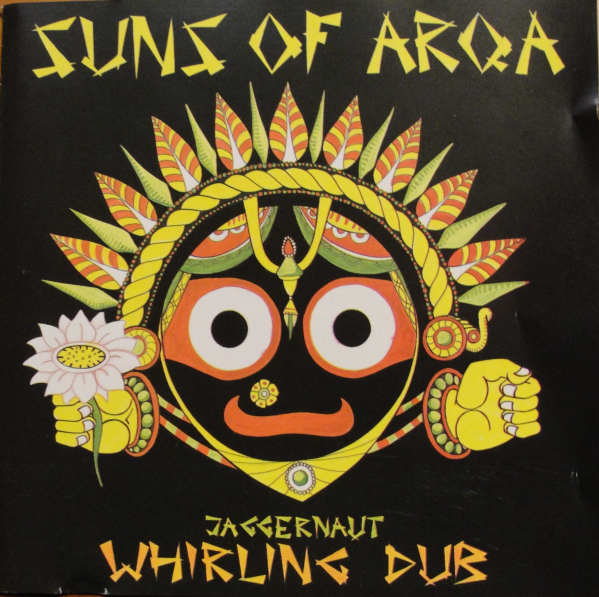 Jaggernaut: Whirling Dub Cover art