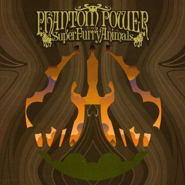 Super Furry Animals — Phantom Power