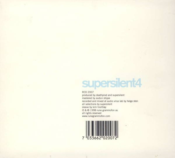 Supersilent — 4