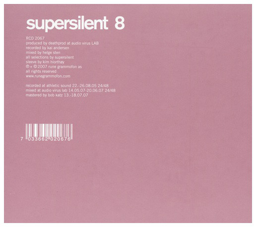 Supersilent — 8