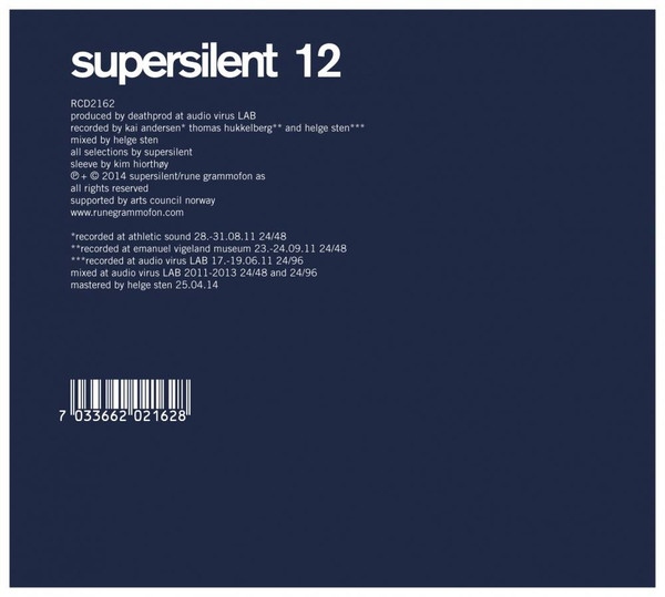 Supersilent — 12