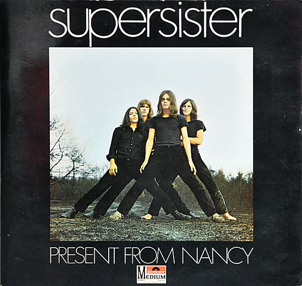 Supersister — Present from Nancy