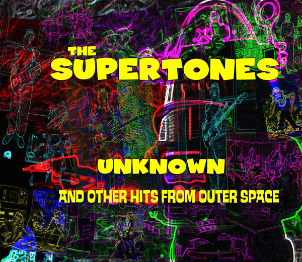Unknown and Other Hits From Outer Space Cover art