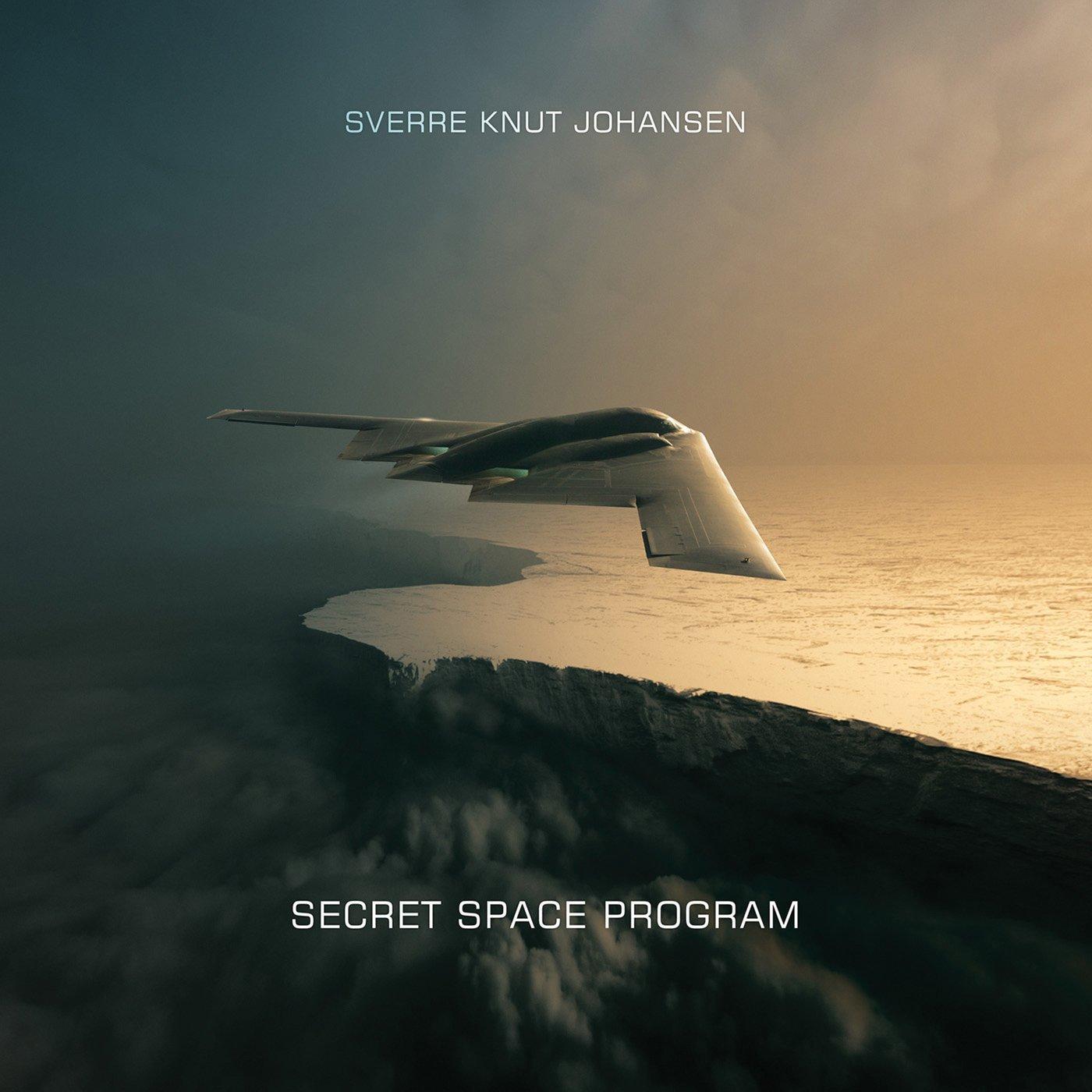 Sverre Knut Johansen — Secret Space Program