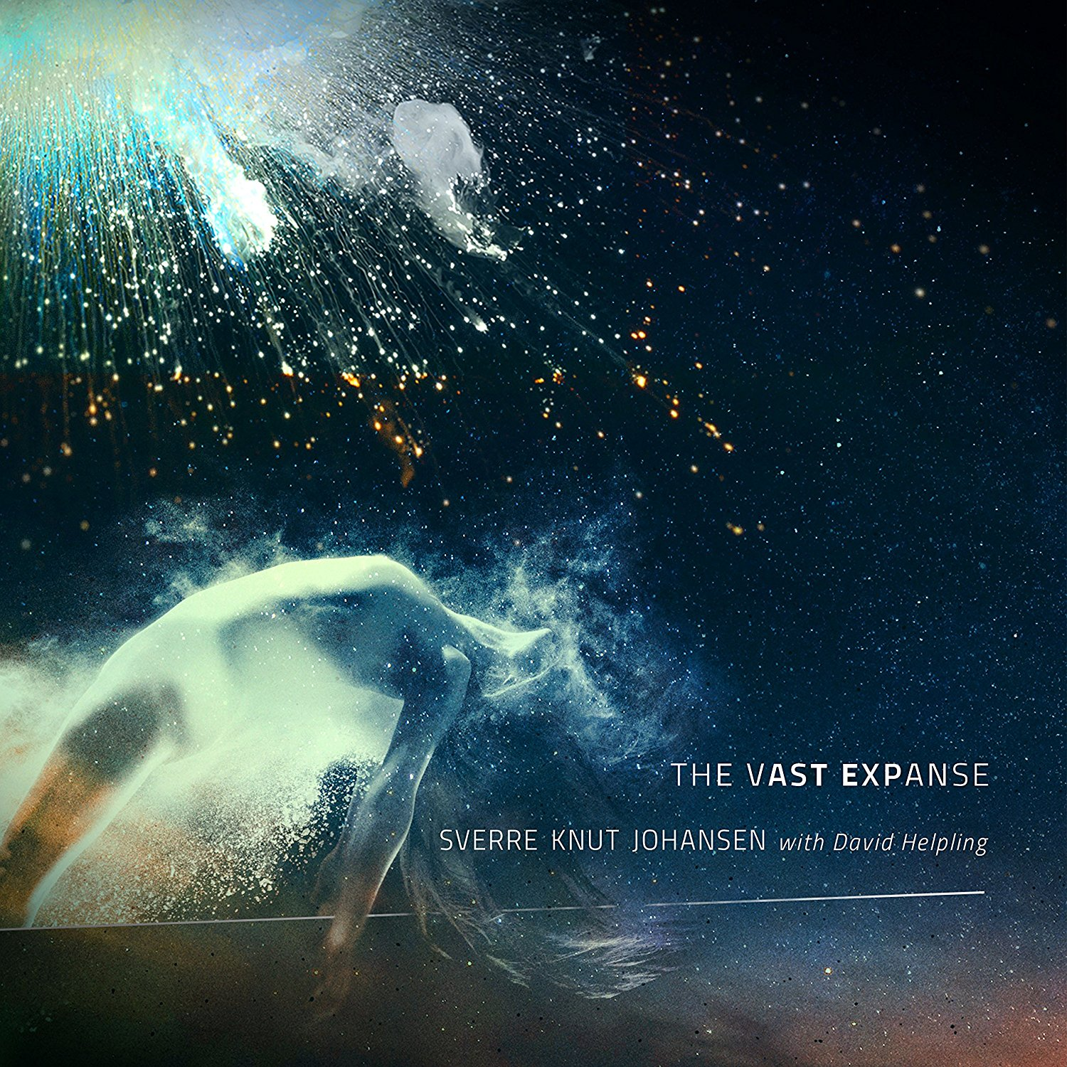 Sverre Knut Johansen with David Helpling — The Vast Expanse