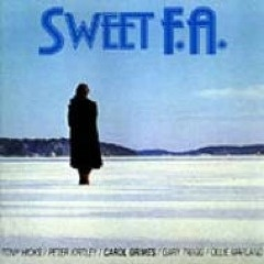 Sweet F.A. Cover art