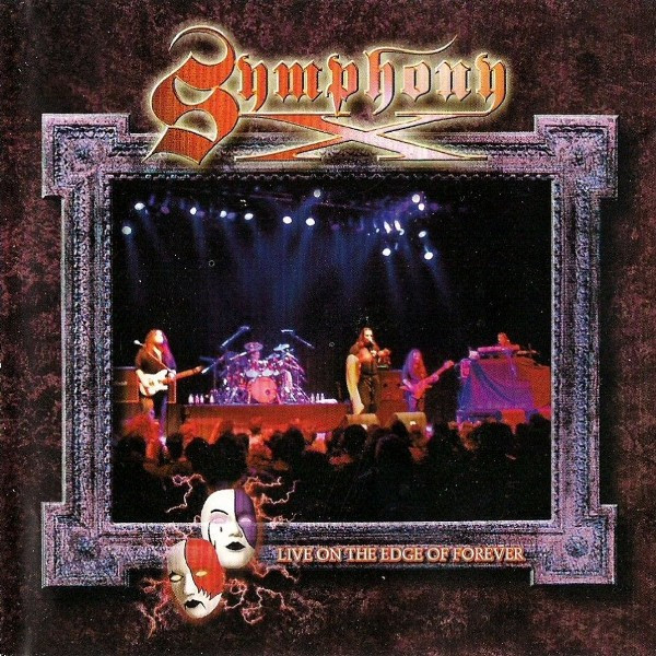 Symphony X — Live on the Edge of Forever