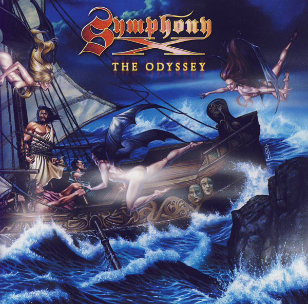 Symphony X — The Odyssey