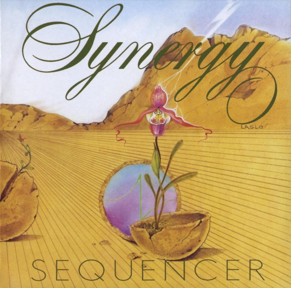 Sequencer Cover art