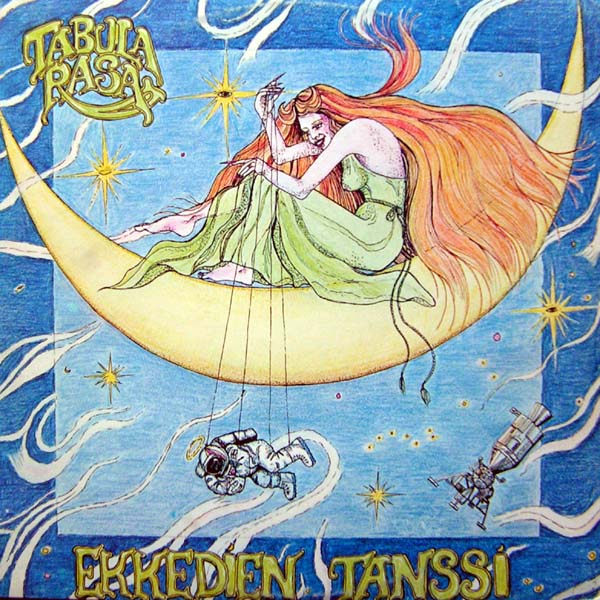 Ekkedien Tanssi Cover art