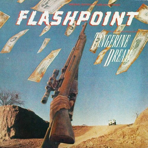 Tangerine Dream — Flashpoint (Original Motion Picture Soundtrack)