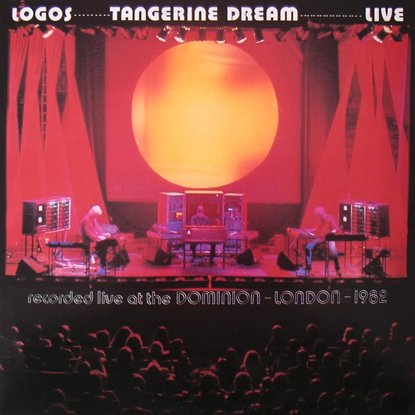 Tangerine Dream — Logos - Live