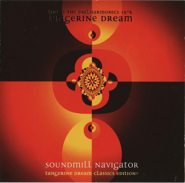 Tangerine Dream — Soundmill Navigator