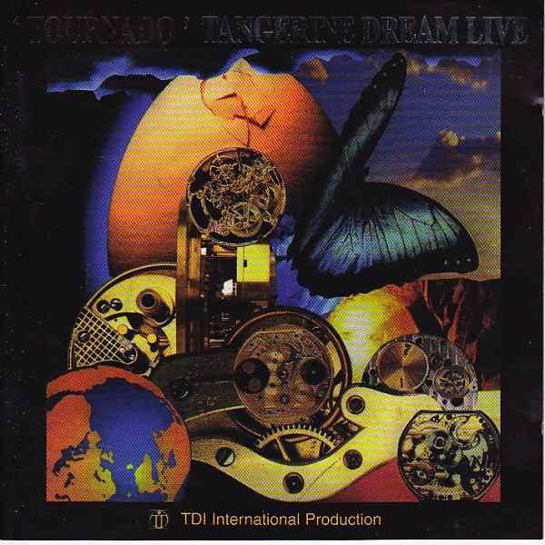 Tournado Cover art