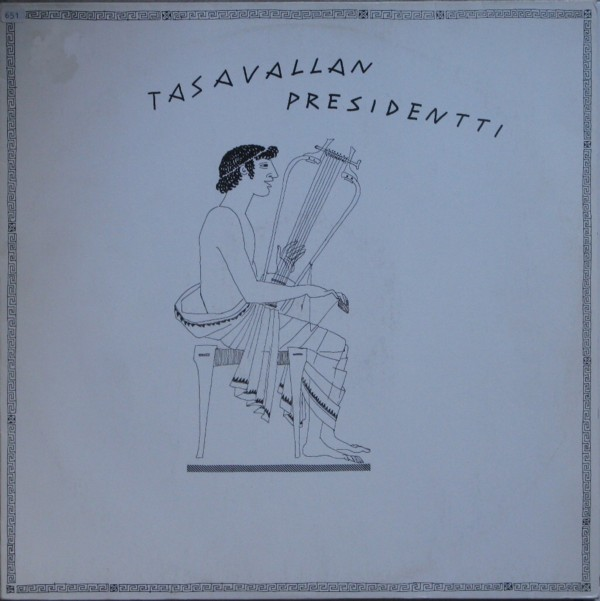 Tasavallan Presidentti Cover art