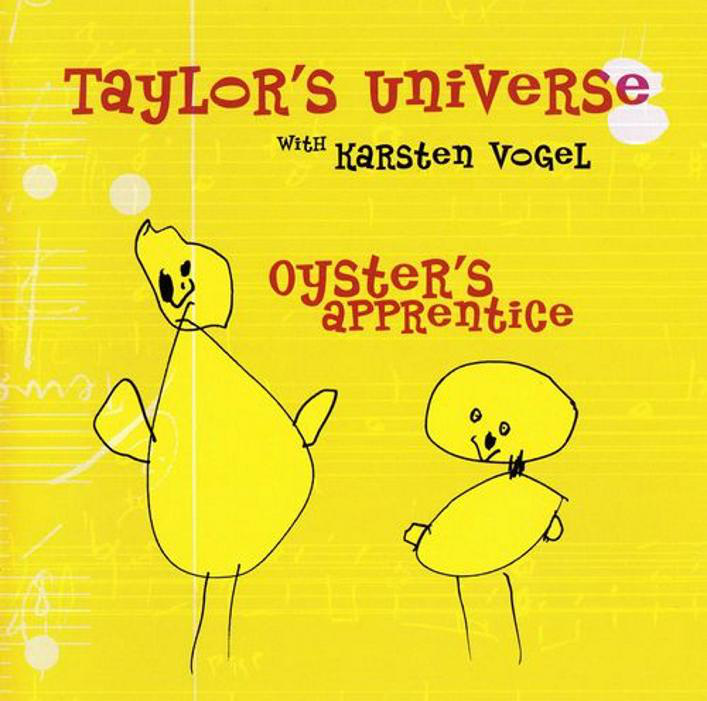 Oyster's Apprentice Cover art