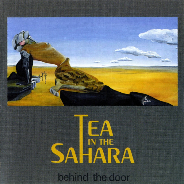 Behind the Door Cover art