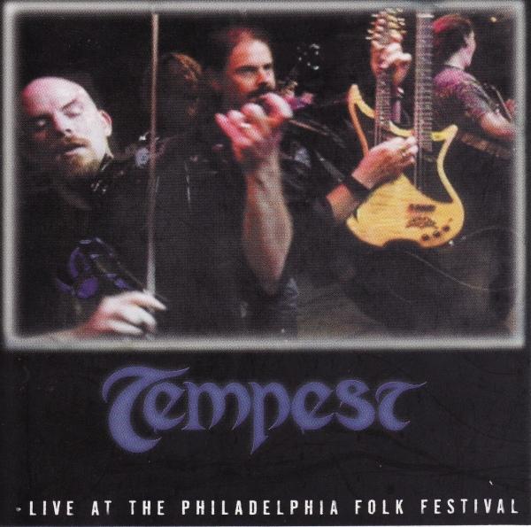 Live at the Philadelphia Folk Festival Cover art