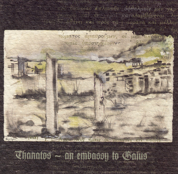 Thanatos — An Embassy to Gaius