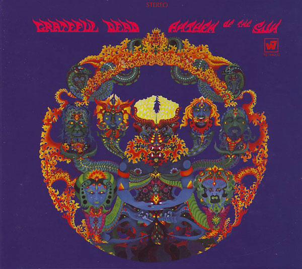 Grateful Dead — Anthem of the Sun