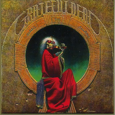 Grateful Dead — Blues For Allah