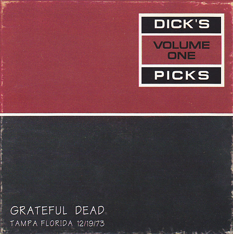 Grateful Dead — Dick's Picks Vol. One