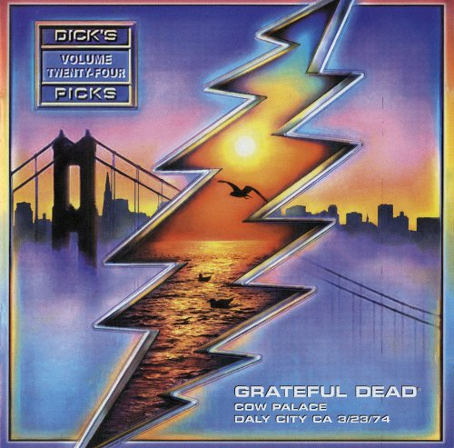Grateful Dead — Dick's Picks Volume 24 3/23/74
