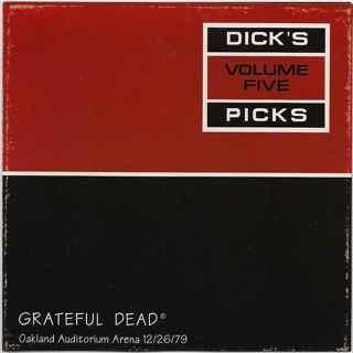Grateful Dead — Dick's Picks Volume Five