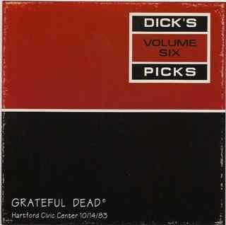 Grateful Dead — Dick's Picks Volume Six