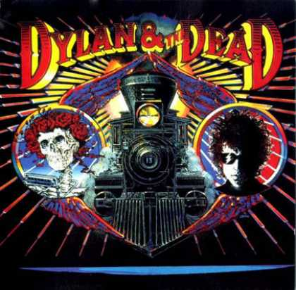 Grateful Dead — Dylan & The Dead