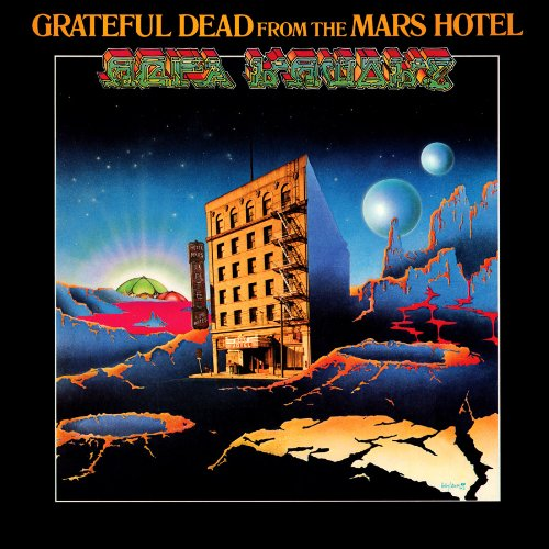 Grateful Dead — From The Mars Hotel