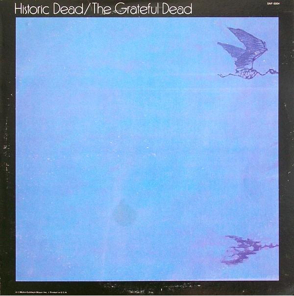 Grateful Dead — Historic Dead