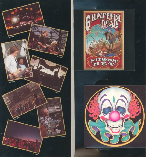 Grateful Dead — Without a Net