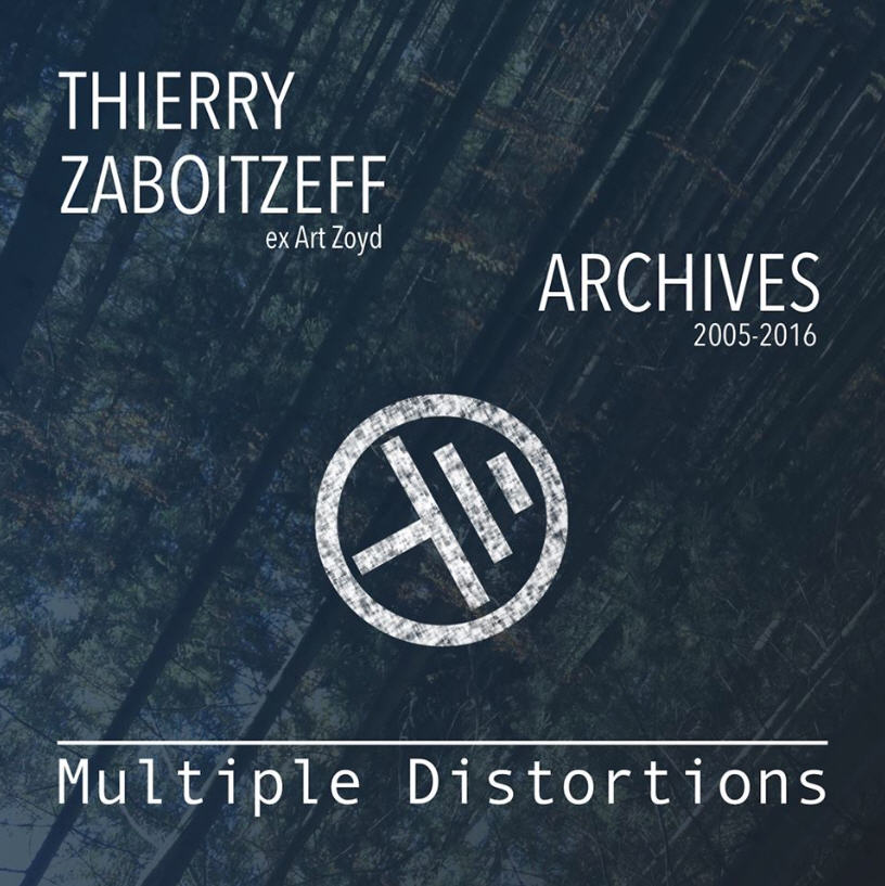 Multiple Distortions Cover art