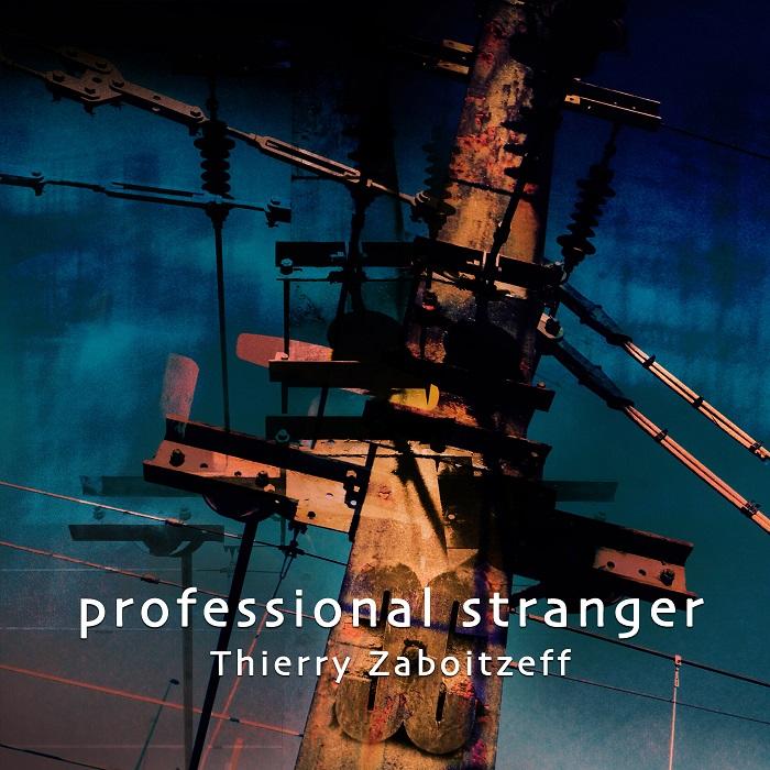 Professional Stranger Cover art